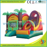 GMIF6219 bouncer jumping house with slide for family chrismas party