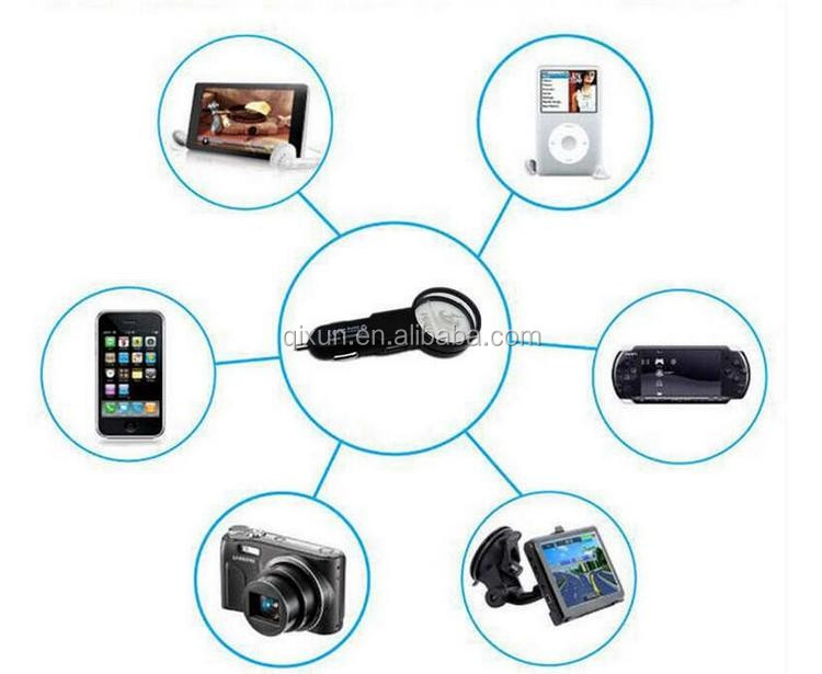multiple mobile phone universal car battery charger