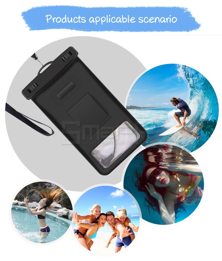 Swimming Phone Bags Waterproof Phone Case For Mobile Phone