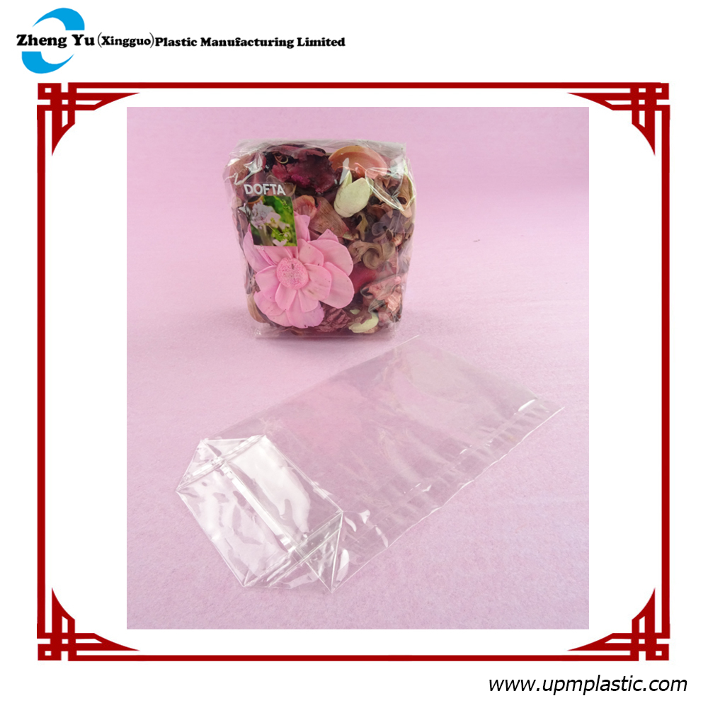 High Transparent OPP Flower Bag