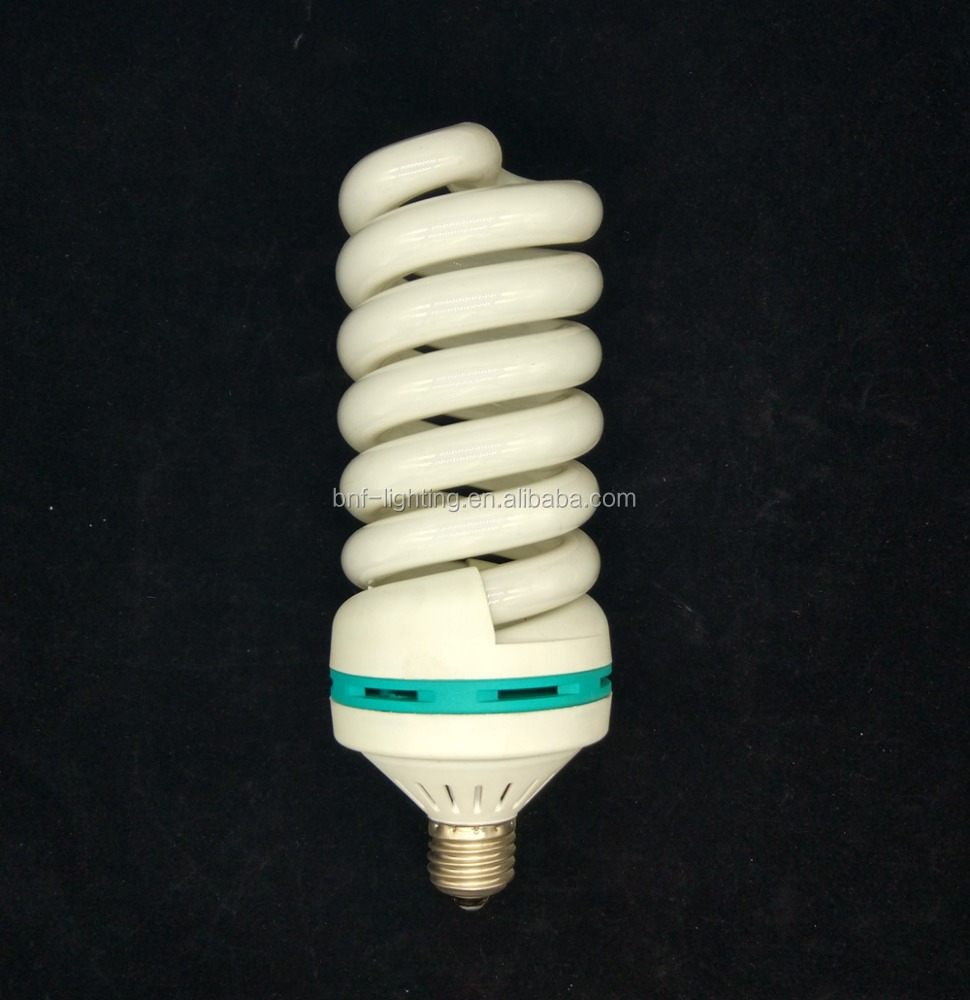 cfl spiral of 70W energy saving light bulb manufactures in china