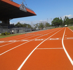 IAAF Certified All Weather Sandwiched Running Track/Runway/Athletic Track