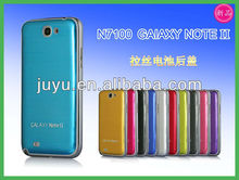 New Battery cover back cover for Note2 N7100