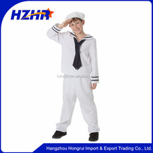 Boys Gender and Police Character Sailor Character Type Costumes Sailor costume boys