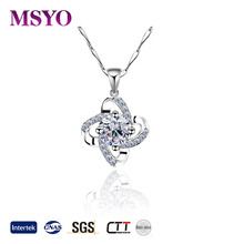 MSYO Brand silver african jewellery fashion pendant 925 sterling silver jewelry