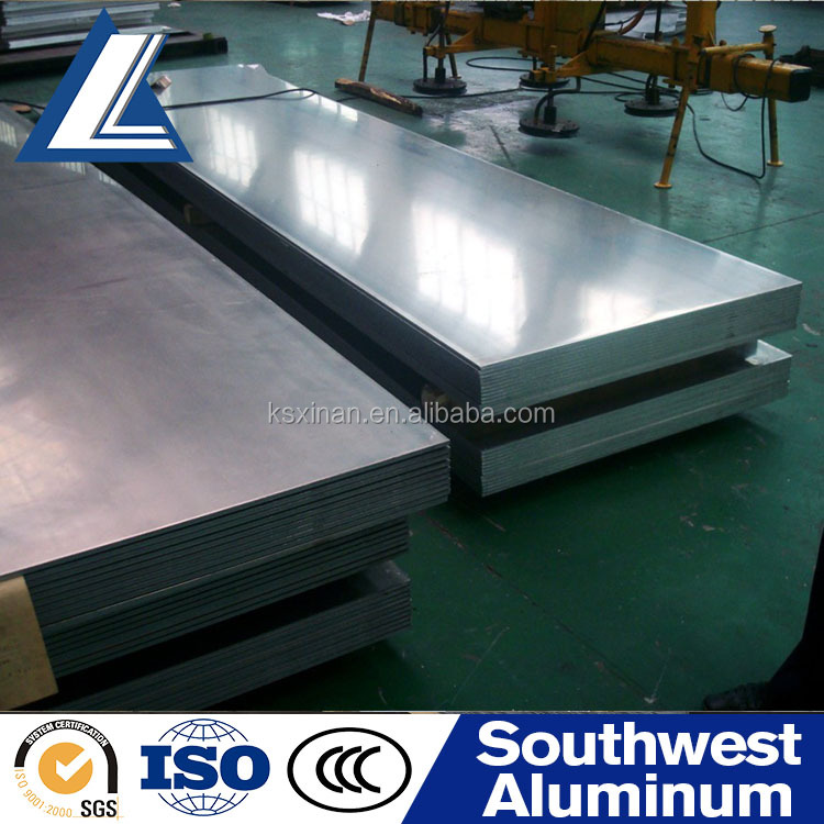 Reasonable aluminum sheet price best seller 6061 6063 7075 T6