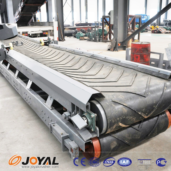 material handling equipment rubber Belt Conveyor for coal mining