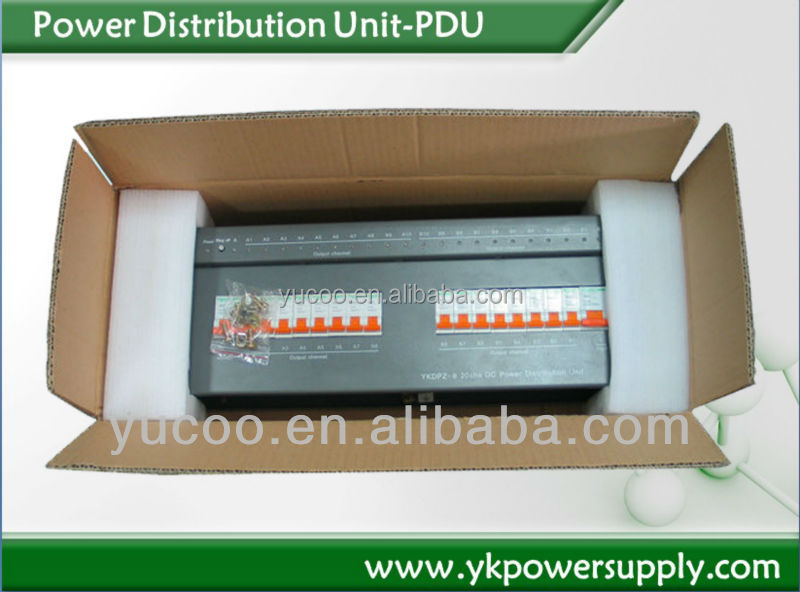 19inch Rack Mount PDU Power Distribution Unit Box (YKDPZ-B)