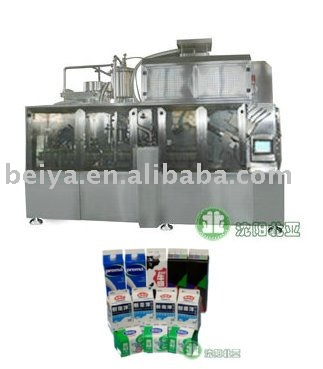 Full Automatic Whipped Cream Packing Machine