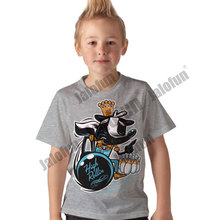 Kids Custom Bulk Printing T-shirt Manufactures in Guangzhou