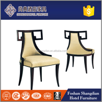 High quality hotel room furniture hotel chair and end table JD-YZ-007