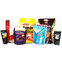 Plastic packaging bags for food candy snack biscuit gift chocalate