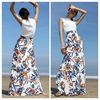 2017 Latest Long Skirt Design African