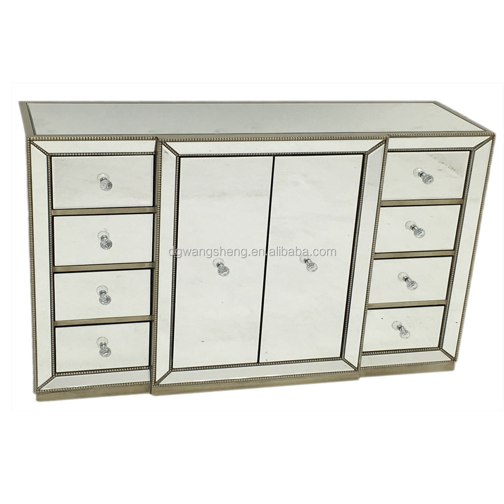 europe design mirror cabinet furniture