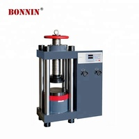 YES-2000KN Digital Cement Compressive Strength Concrete Testing Machine/Equipment/Tester/Compression Testing Machine Price