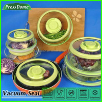 2014 new design vacuum food storage sealer kitchen food storage container