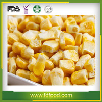 Dried Style and Bulk Packaging Vegetable Freeze Dried Sweet Corn
