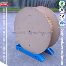 Cable Drum Roller Stands easy to use and simple to operate
