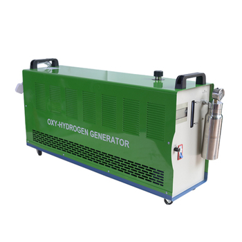 free shipping to Euro Oxy hydrogen electric motors brazing copper soldering machine