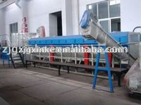 Plastic PE Film cleaning Line