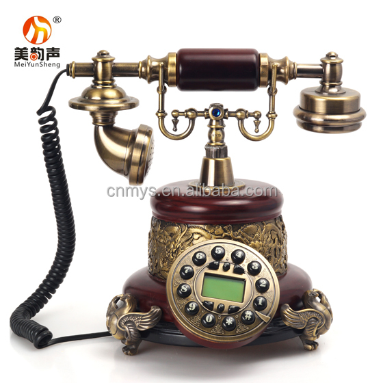 MYS-2200A Retro phone fixed telephone for senior