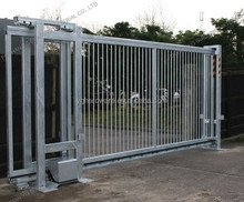 Automatic Steel Sliding Gate