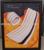 HOT 100% Cotton top fuse/shirt interlining/collar interlining---MT2050