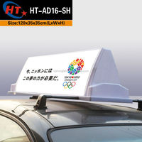 Automobiles Motorcycles TAXI Car Led Display