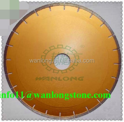 Hot products of Wanlong diamond tools diamond saw blades lapidary