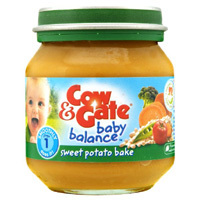 C/G Baby Balance Sweet Potato Bake 6 x 125g