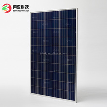manufacturer directly sale bipv 270w poly solar panel system