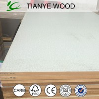 Cheapest Promotional Sublimation 12mm Mdf Board from TIANYE Co.Ltd.the famous wooden board company in China