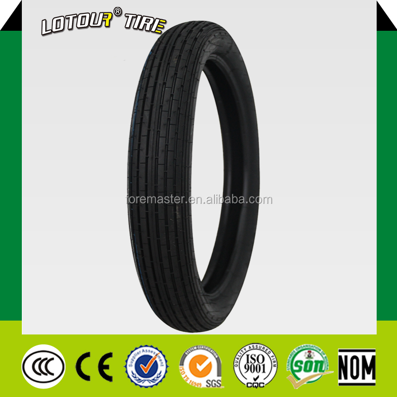scooter tyre Manufacturer 2.50-18 Tubeless tyre 6PR with cheap price