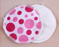 Customized Soft Reusable Bamboo Breast Pad Washable Nursing Pad Wholesale