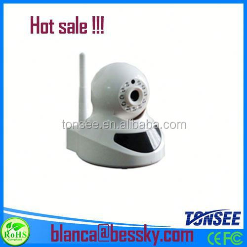 HD Smart home P2P WIFI IP Camera infrared thermal imager Surveillance Wireless Two-Way Speaker for Home Security