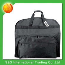 Foldable business suit clothing travel portable garment bag cover
