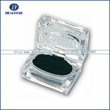 nice crystal jewelry box