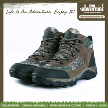 climbing footwear waterproof trekking camouflage shoes military