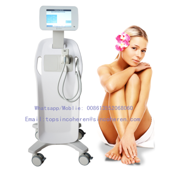 Non-surgical Liposonix HIFU fat cellulite reduction burning lifting body slimming high intensity focused ultrasound machine