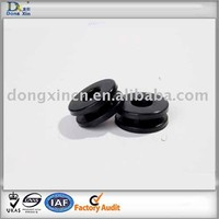 nitrile rubber sleeve grommet/ nbr rubber cable sleeve/neoprene rubber cable grommet