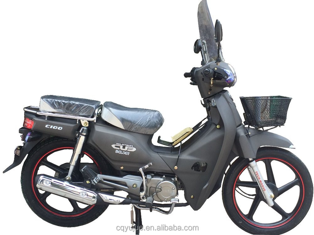 Maroc EEC Cub 110cc 49cc Motorcycle Sell In Morocco