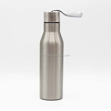 17Oz Stainless Steel Water Bottle,Double Walled Insulated Vacuum Flask with portable Lid 500ml