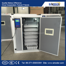 Automatic incubator and hatcher/egg incubator hatchery/chicken poultry farm equipment