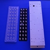 30w Grow lights with Pink LED and Black PCB board 10 series 3 parallel
