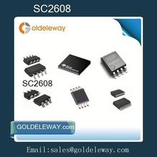 (electronic ICs chips)SC2608 SC2608,SC260,SC26,2608