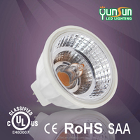 Gu5.3 led spotlight dimmable, mr16 led spotlight price low, 2016 new design hot on market