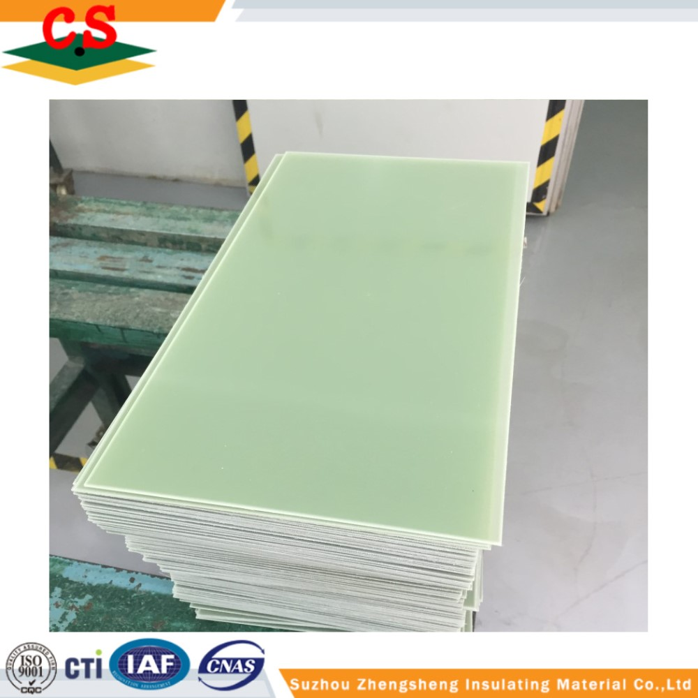 Epoxy Glass Cloth Laminated Sheet G10 FR4 sheet for CCL