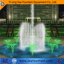 Small mini customized program control system stone fountain