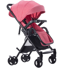 Baby Stroller with adjustable Pedal