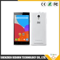 "Original THL T6C Quad Core Smart Phone MTK6580 1.3GHz Android 5.1 5.0"" IPS 1GB RAM 8GB ROM Android Smartphone"